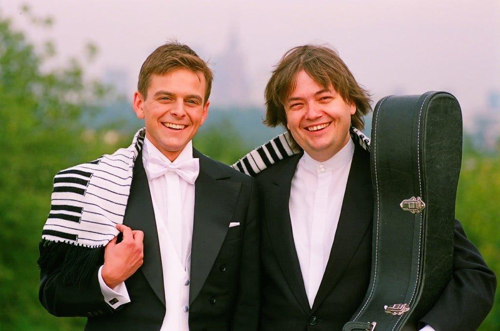 Krzysztof Komarnicki - guitar lessons in Warsaw Music School