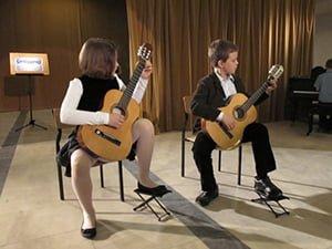 guitar lessons warsaw