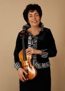 zofia zwolinska, violin lessons warsaw, director of music academy