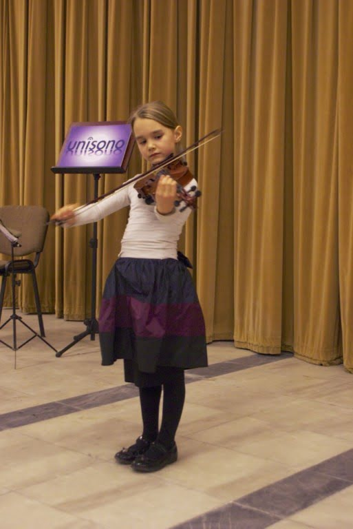 violin lessons warsaw
