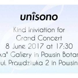 <p>Grand Concert 2017 Invitiation</p>