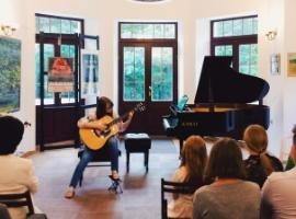 Unisono Grand Concert 2017 - music school Warsaw