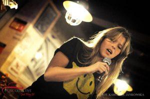 Warsaw vocal lessons Alicja Zdrojewska