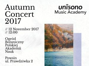 2017 Autumn Concert in Music School