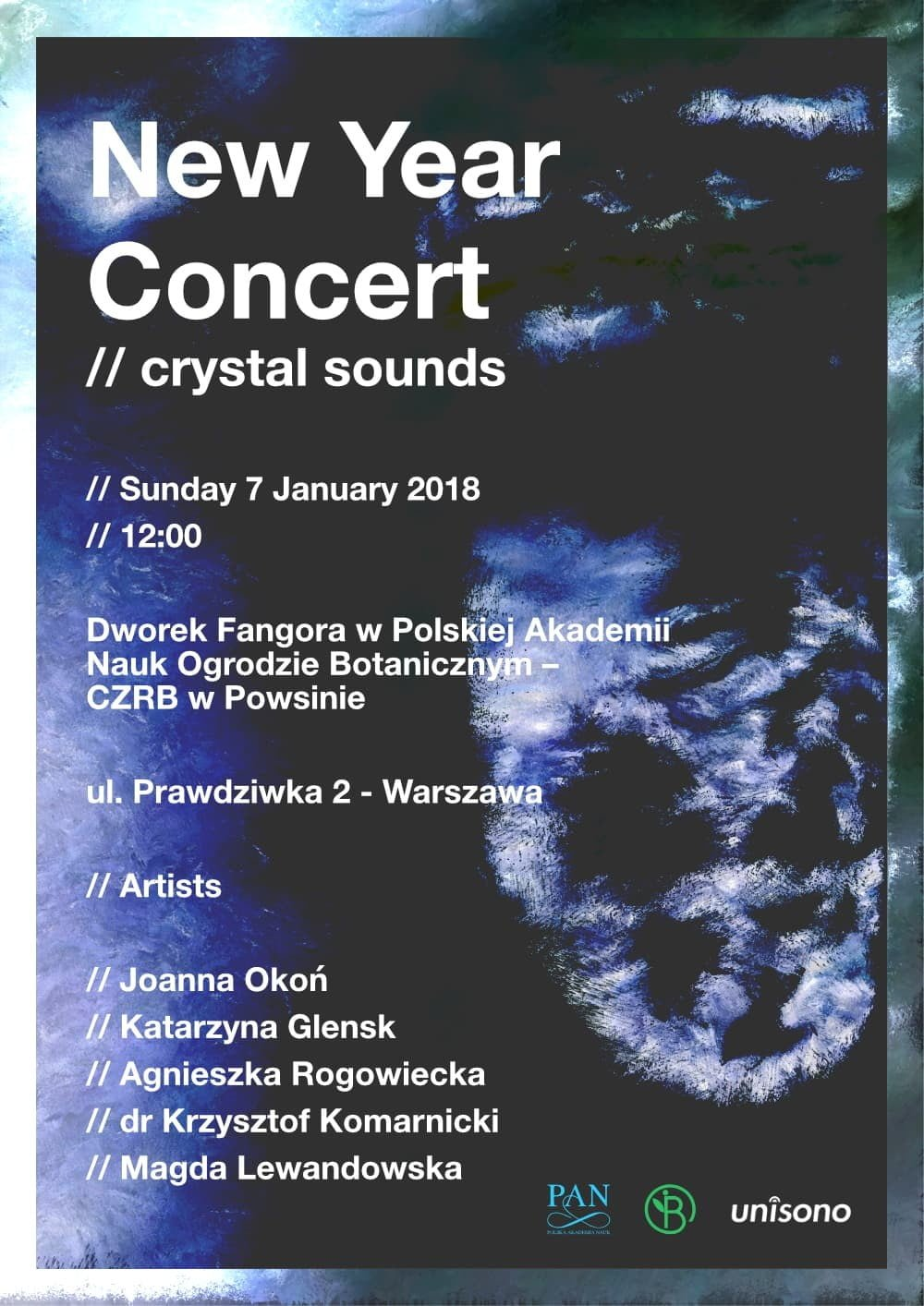 New Year Concert – Crystal Sounds 2018