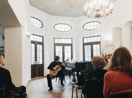 """New Year Concert – """"Crystal Sounds"""" - music school Warsaw"""