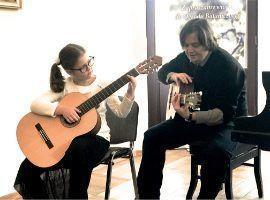 Pre-Spring Student Concert 2019 - music school Warsaw