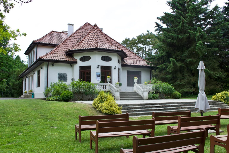 Fangor Palace, Polish Botanical Garden, PAN, annual concert 2021 Unisono